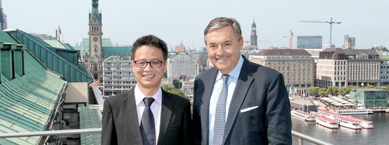 Li Chen und M. Behrend