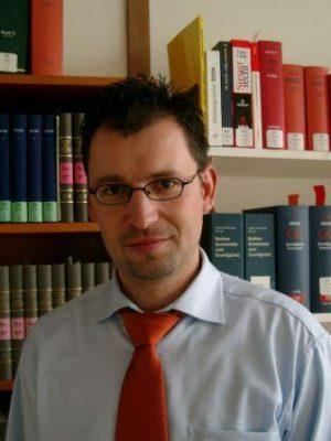 Professor Alexander Prölß